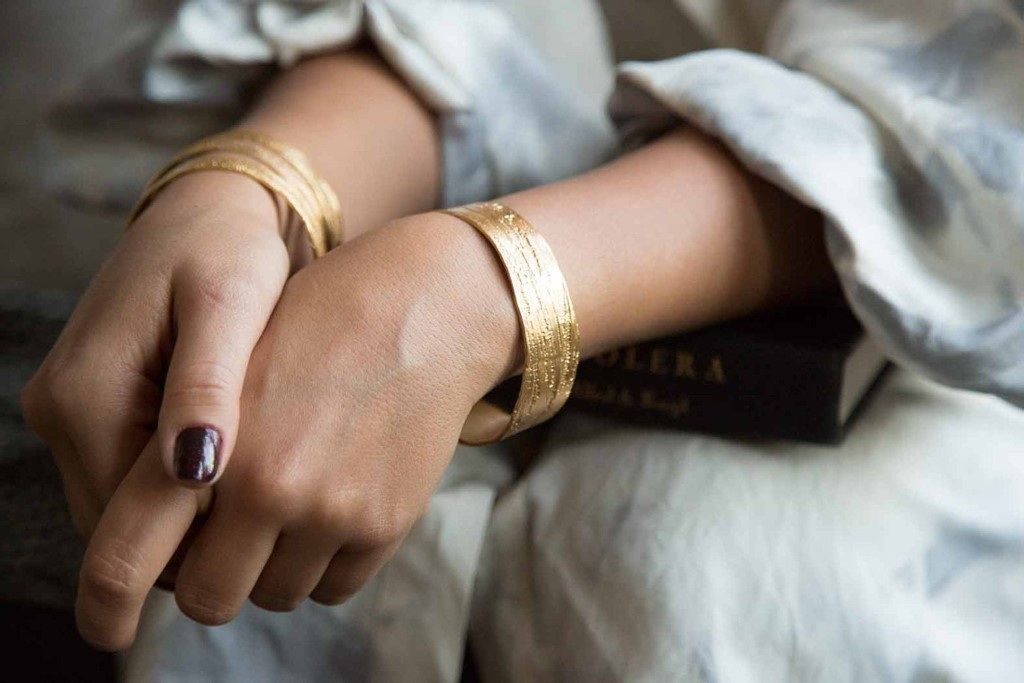 Lingua Nigra bracelet